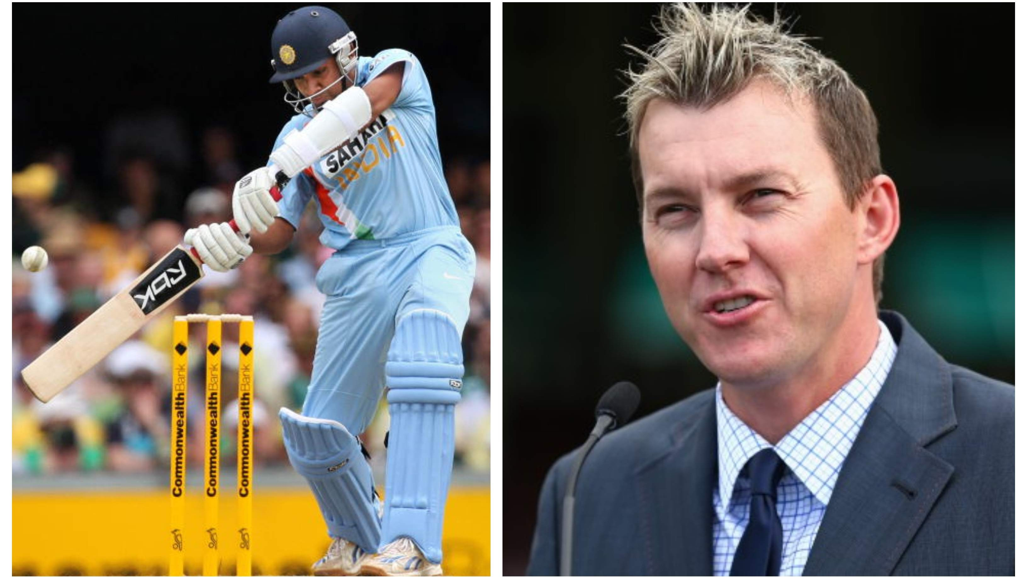 Brett Lee shares his first memory of India's 'Hitman' Rohit Sharma