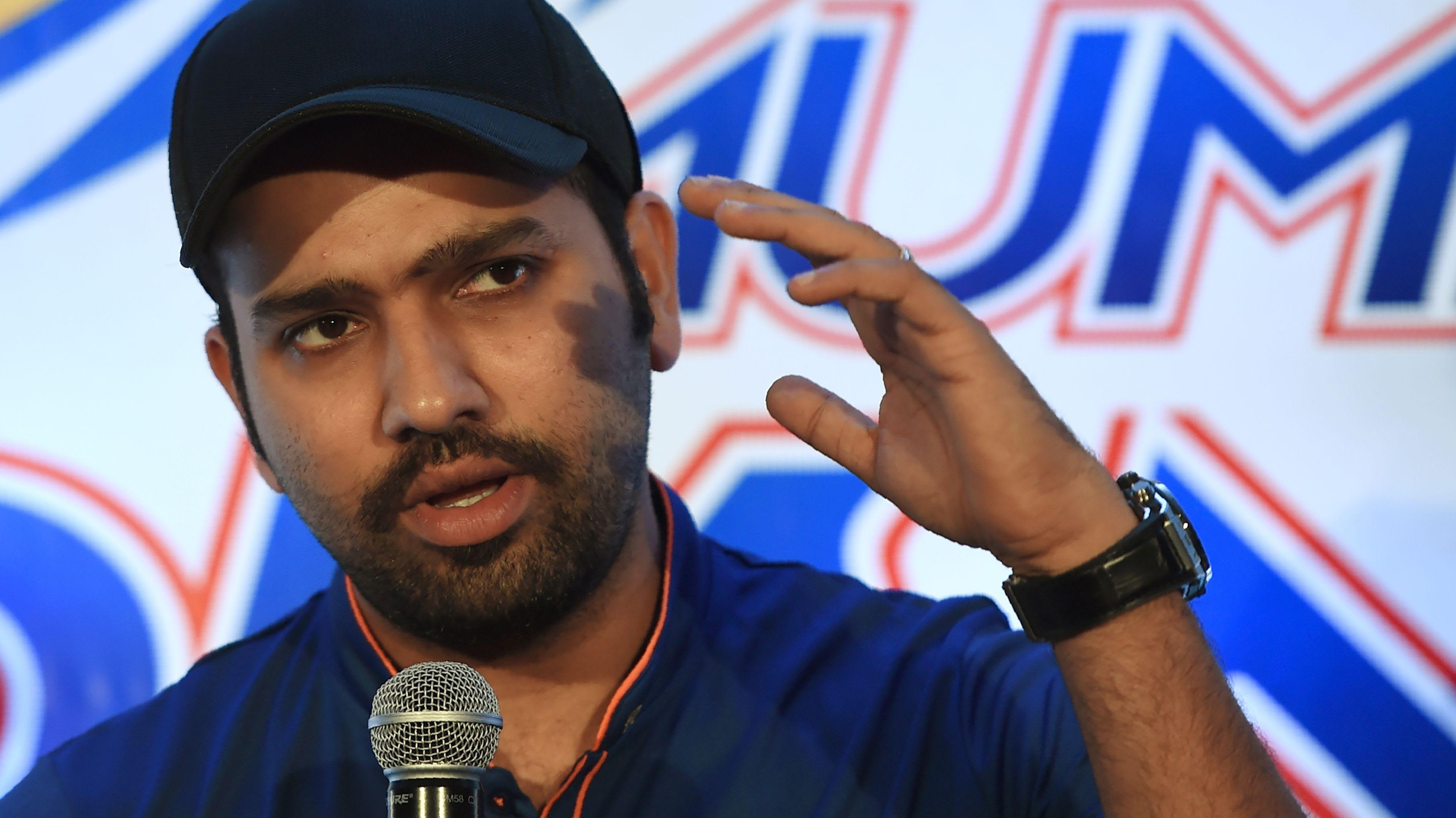 Rohit Sharma feels home success is essential to win abroad