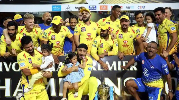 Chennai Super Kings won the IPL 2018 | IANS
