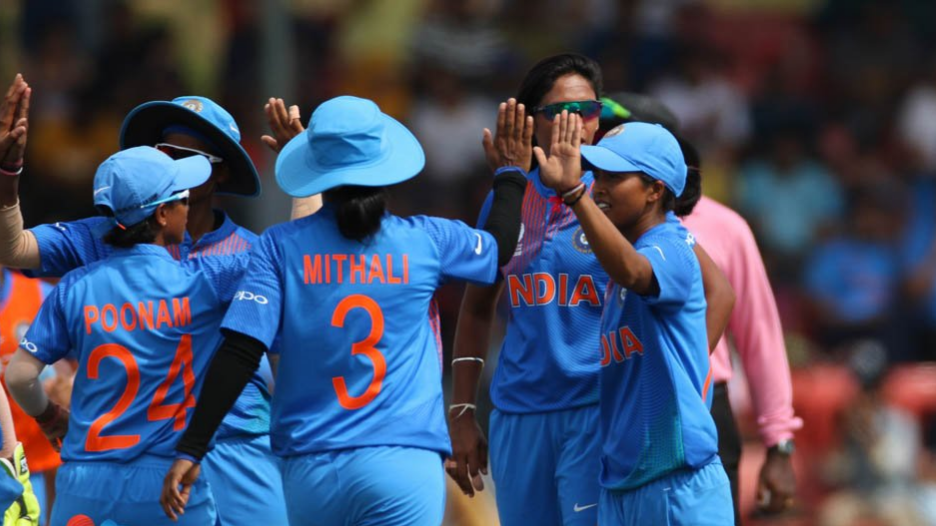 Twitter reacts as India Women thrashed arch-rivals Pakistan in Women's Asia Cup