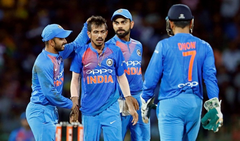 Chahal has taken seven wickets in the first two ODIs against South Africa | Reuters