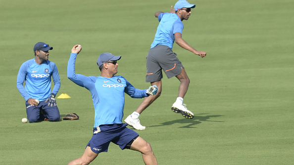 ENG v IND 2018: India's limited-overs specialists honing their skills at NCA for England tour