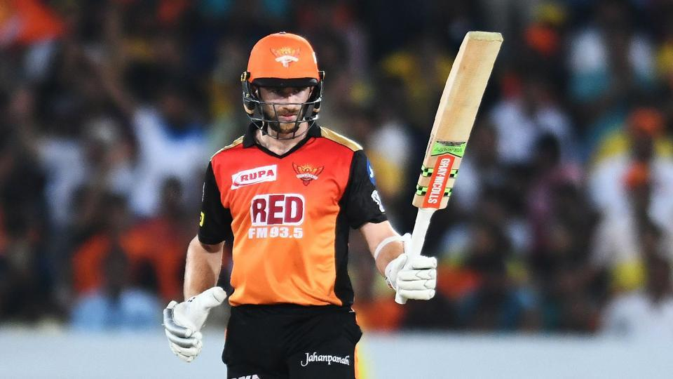 New Zealand captain Kane Williamson in the IPL   AFP