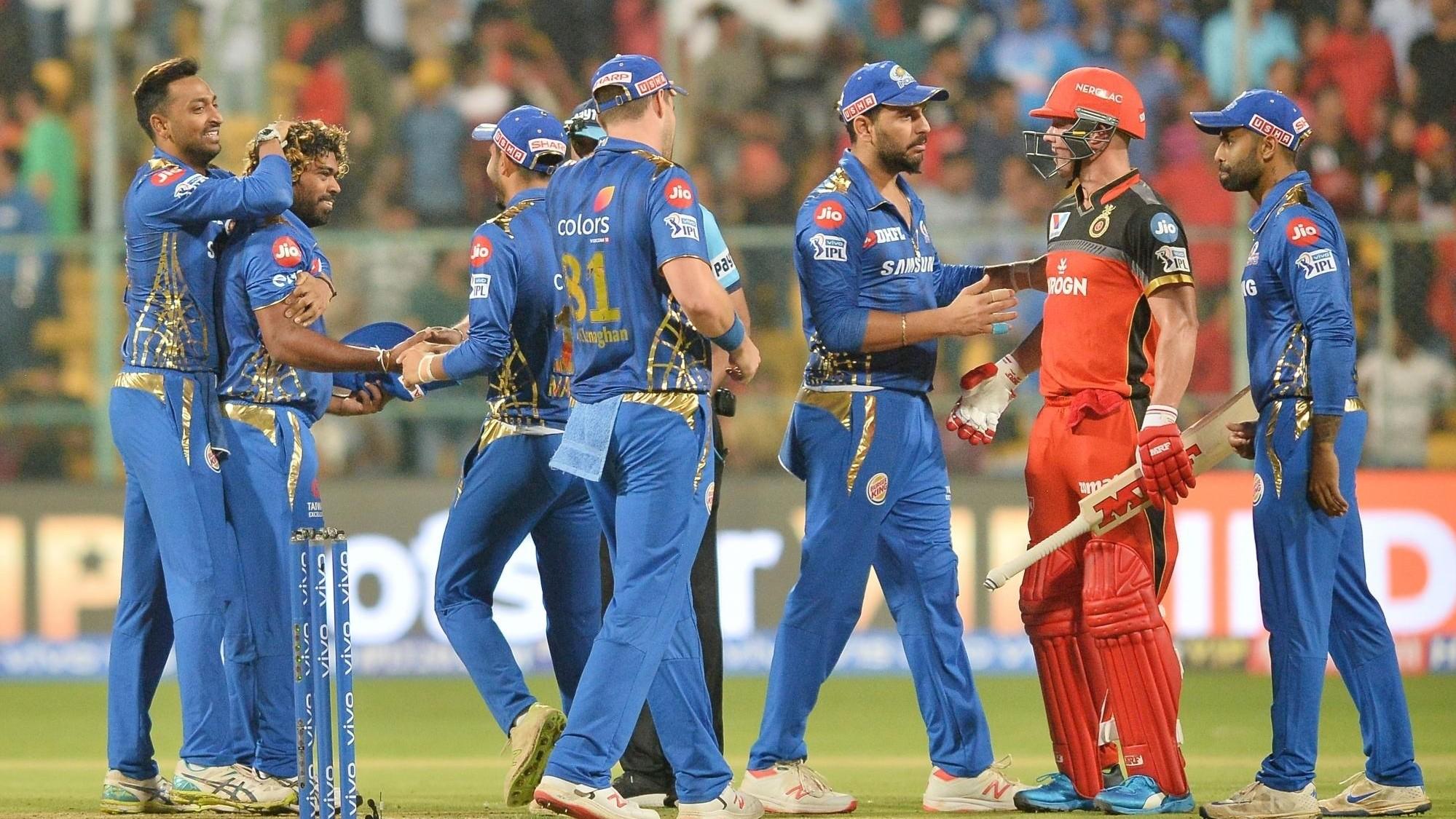 IPL 2019: Match 7, RCB v MI - Statistical Highlights