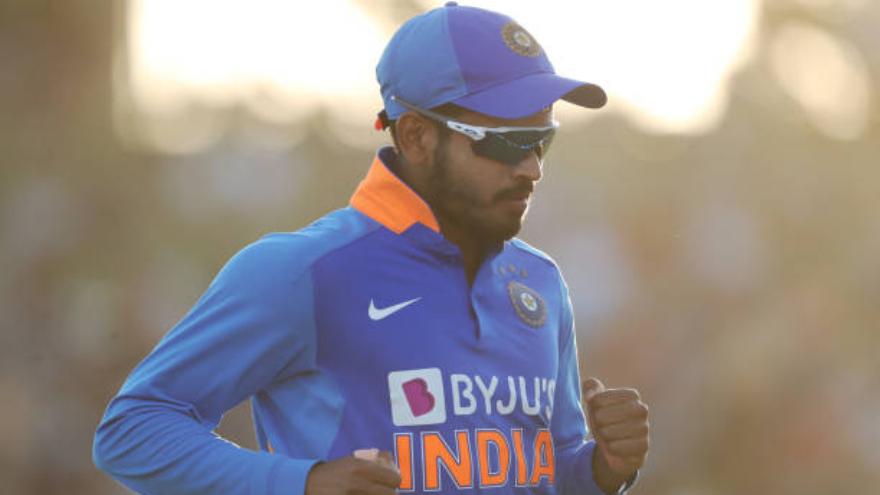 भारत के लिए टेस्ट क्रिकेट खेलने का बेसब्री से इंतजार कर रहा हूं : श्रेयस अय्यर