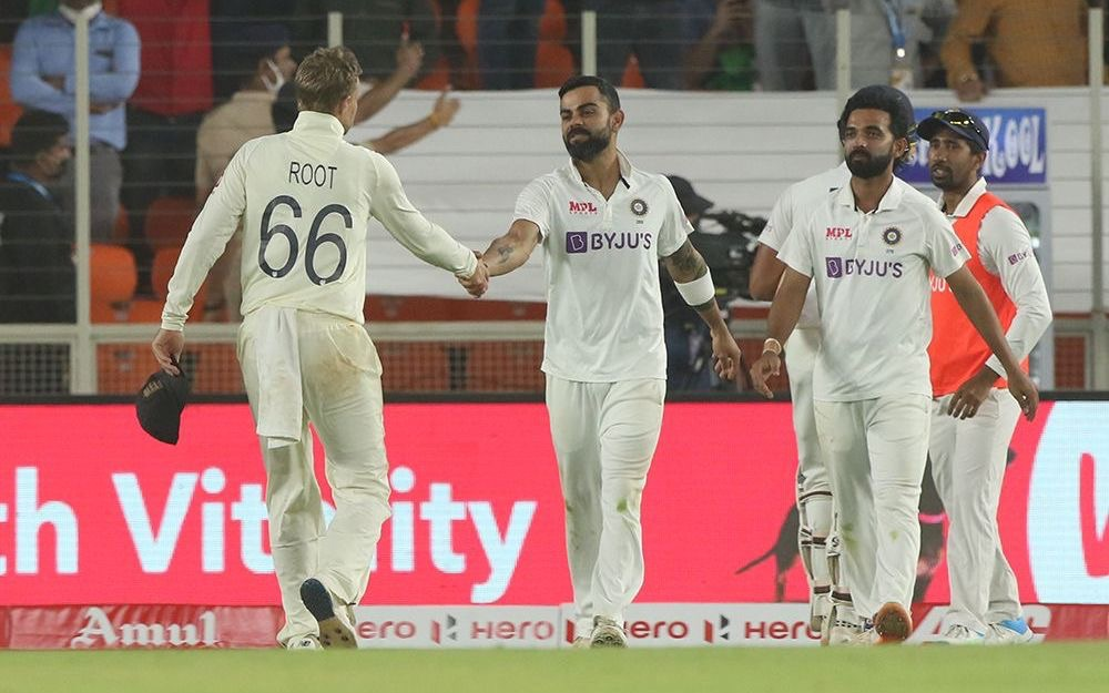 India defeated England by 10 wickets to go 2-1 up in four-match series   BCCI