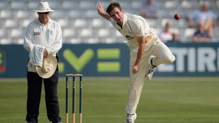 Jack Shantry announce retirement from First-class cricket | Sky Sports
