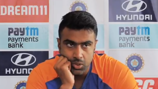 """IND v ENG 2021: WATCH – """"Who defines what a good surface is?"""", R Ashwin asks journalist during a press conference"""