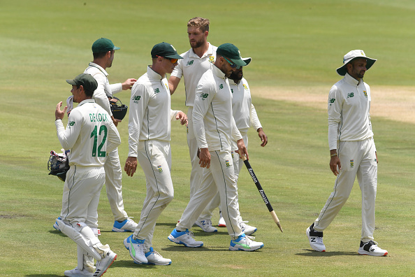 South Africa thrashed Sri Lanka by an innings and 45 runs in the first Test | Getty