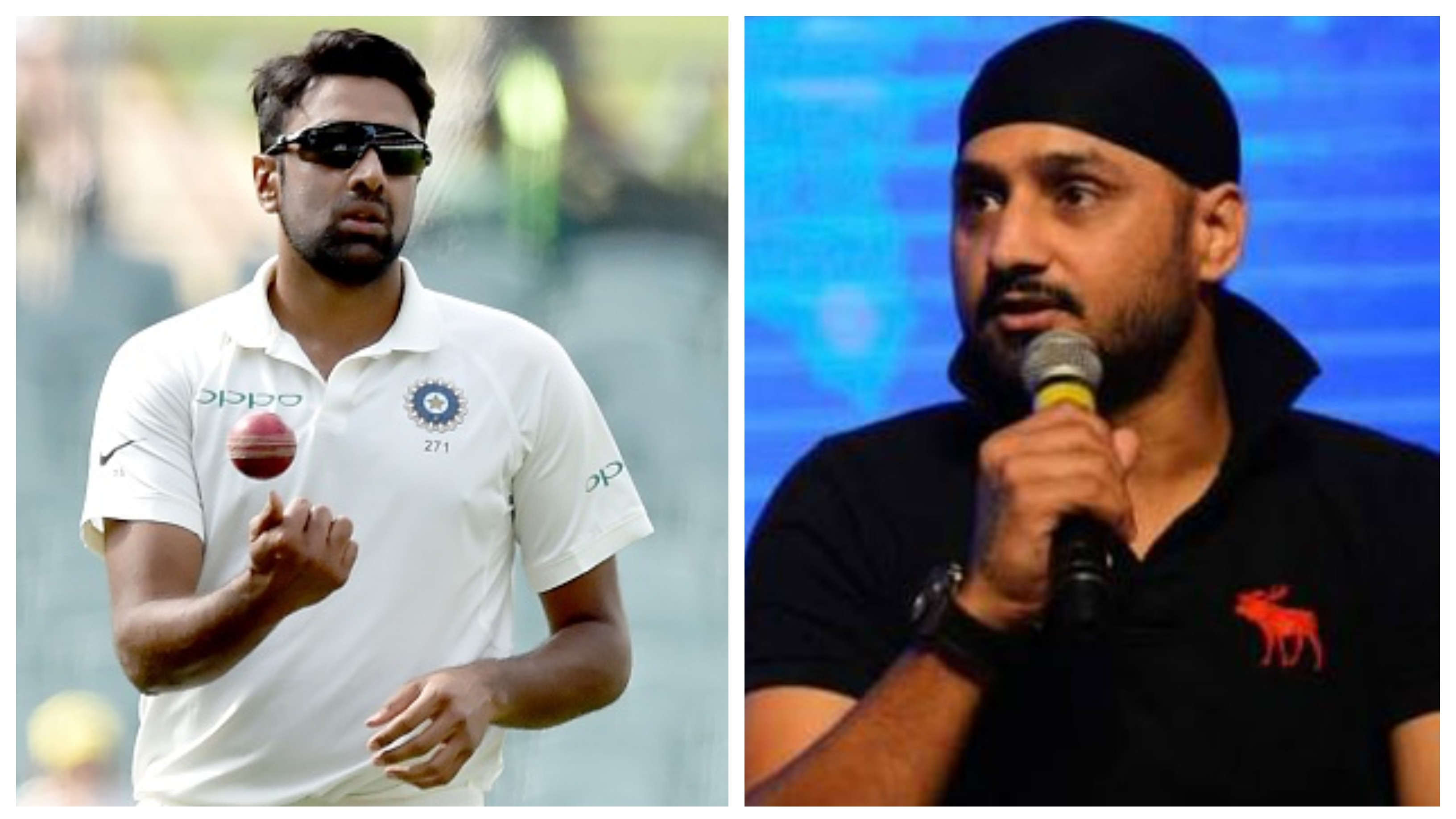 WI v IND 2019: R Ashwin no longer India's go-to man in Tests, says Harbhajan Singh