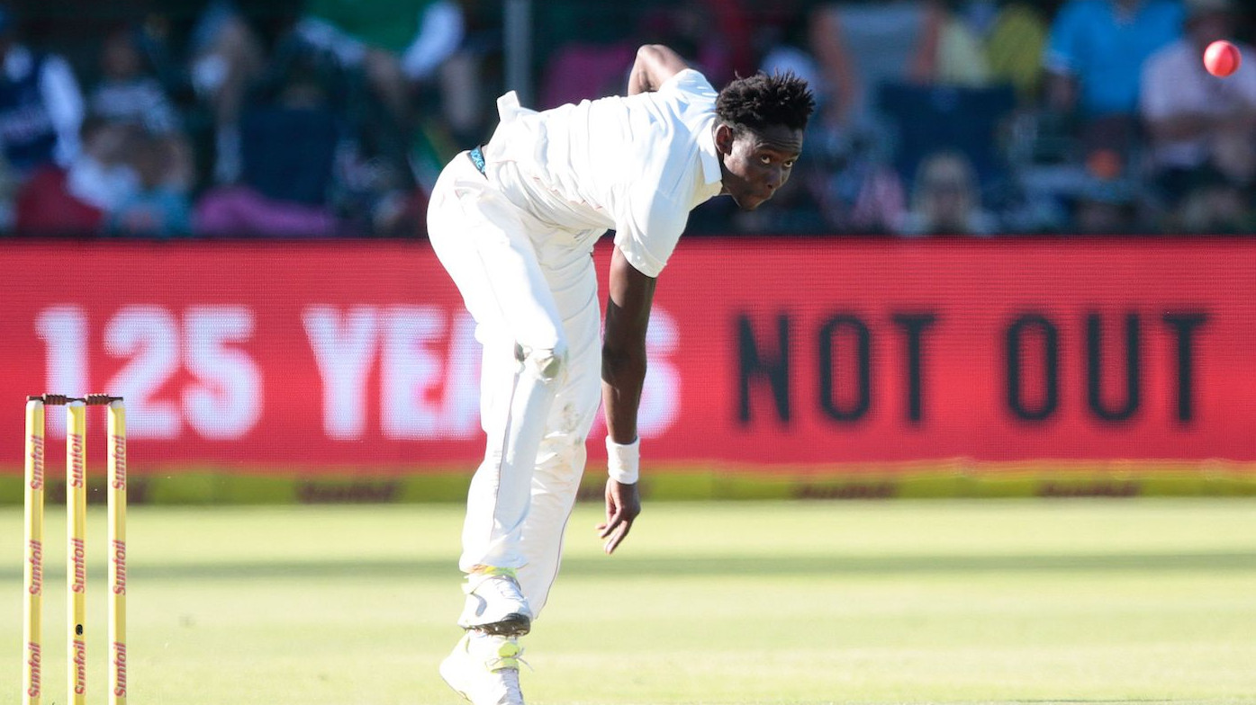 BAN v ZIM 2018: Christopher Mpofu replaces Richard Ngarava in Zimbabwe's Test squad