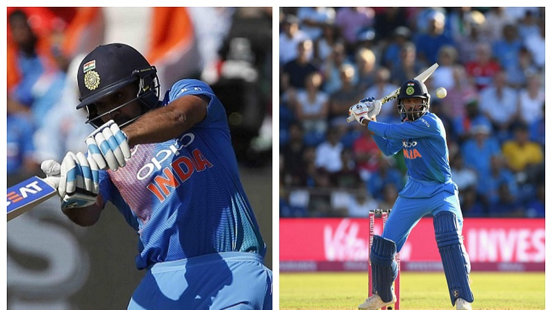 ENG v IND 2018: 3rd T20I – Rohit century and Hardik show led 7 wickets win seals the series for India