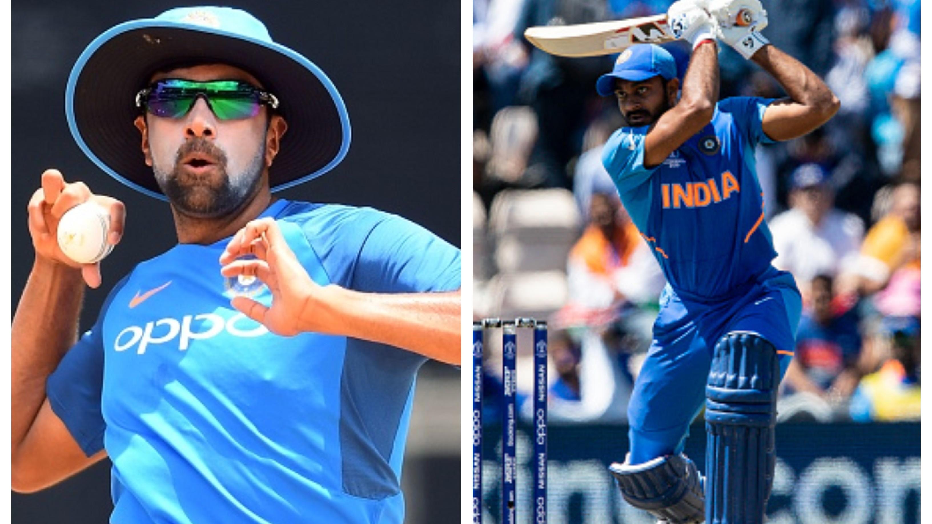 Tamil Nadu picks R Ashwin, Vijay Shankar in probables list for Vijay Hazare Trophy