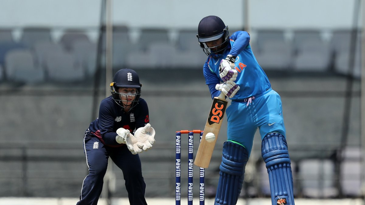 Mithali Raj's 74* leads India Women to 2-1 series win over England Women