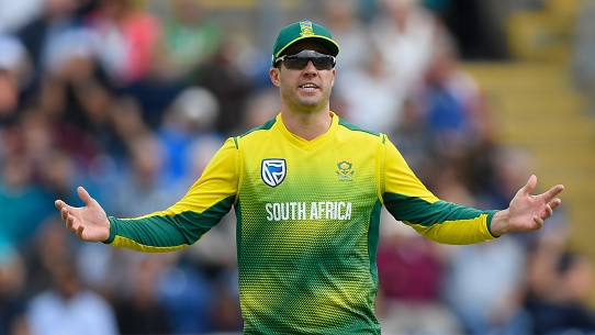 AB de Villiers dismisses claims of being approached to captain South Africa