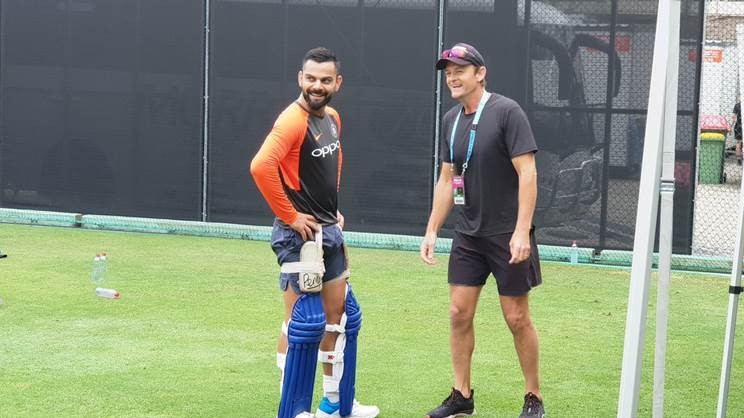 AUS v IND 2018-19: Adam Gilchrist is in awe of Virat Kohli's mental strength