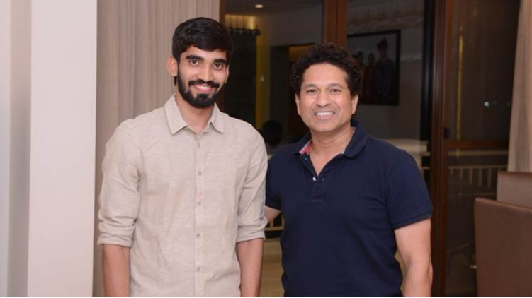 Kidambi Srikanth thanks Sachin Tendulkar post his CWG 2018 success