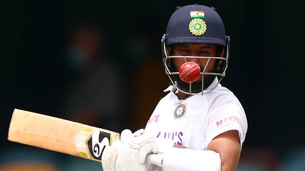 In some innings I took the bullet and hence I am called the 'rock'- Pujara on tackling Aussie pacers