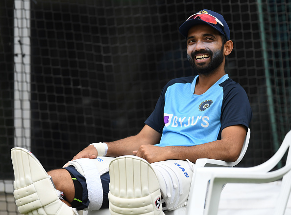 Rahane will lead India into the SCG Test with much confidence | Getty