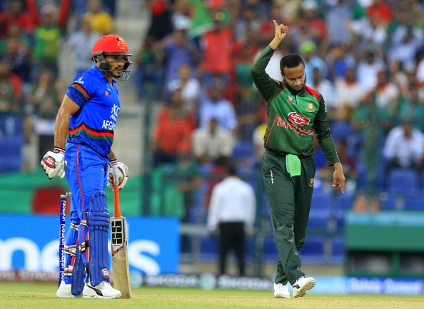 Shakib Al Hasan missed Asia Cup with finger injury | Getty Images