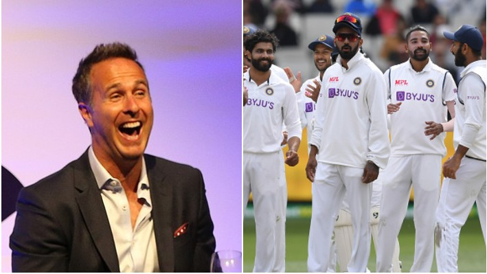 AUS v IND 2020-21: Michael Vaughan eats a humble pie as India remains on top in second Test