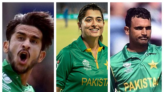 Mohammad Abbas, Javeria Khan, Sana Mir and Hassan Ali win big at the annual PCB awards