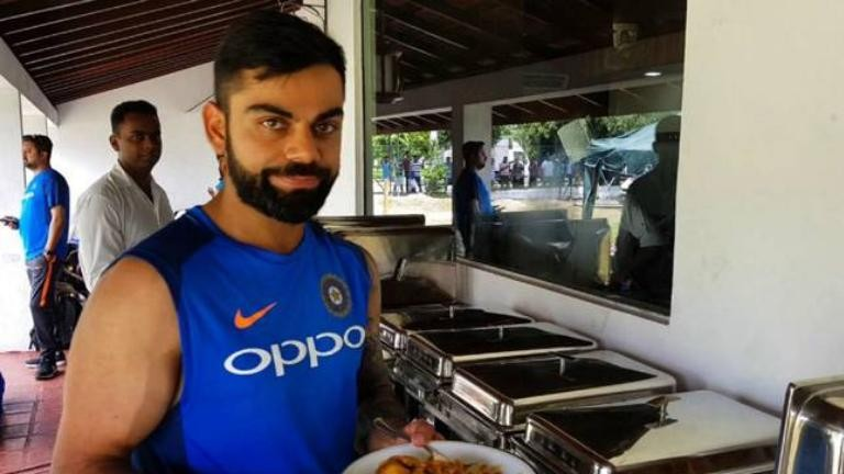 'I was eating anything kept in front of me', Virat Kohli recalls his diet before turning fitness freak