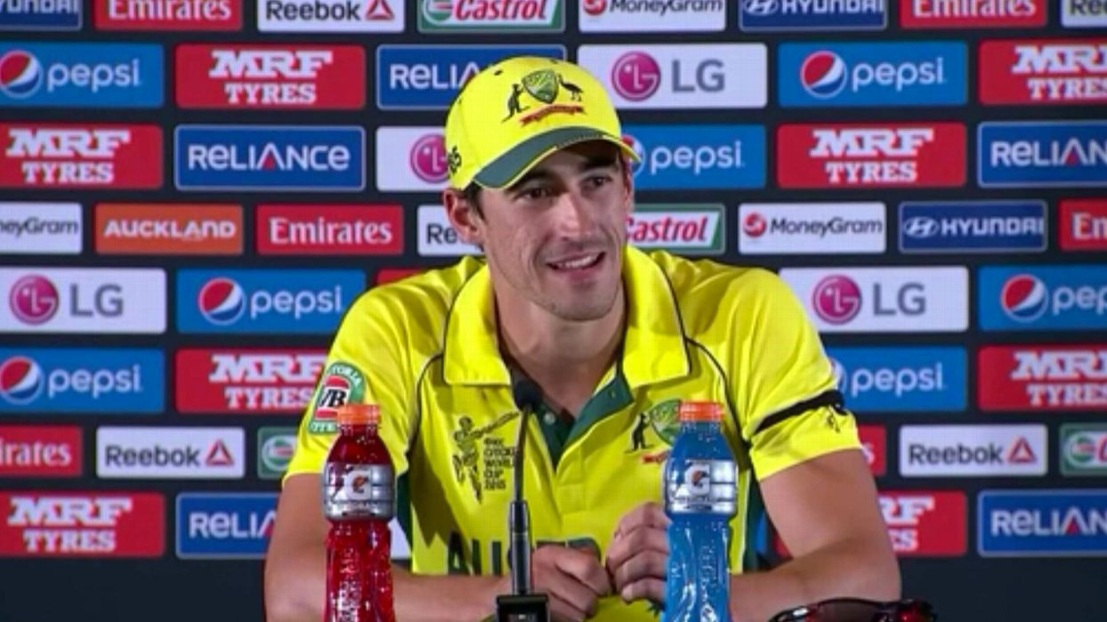 Mitchell Starc remarks his recent criticism against the ball tampering scandal as