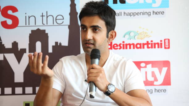 Gautam Gambhir reveals his favorite Football team in the FIFA World Cup 2018