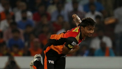 IPL 2018 : संदीप शर्मा के अनुसार केन विलियमसन का शांत व्यवहार ही सनराइजर्स हैदराबाद को सफल बना रहा हैं