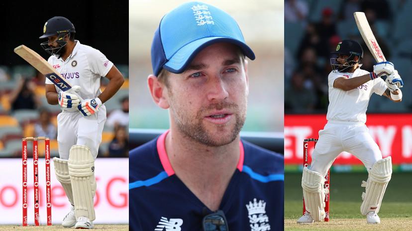 Virat Kohli and Rohit Sharma have mastered the basics of Test cricket- Dawid Malan
