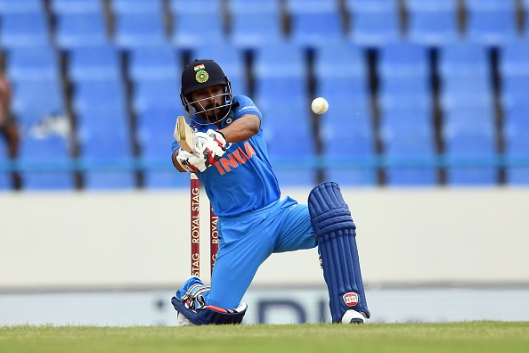 Kedar Jadhav is still hopeful to be a part of the World Cup 2019 squad | Getty