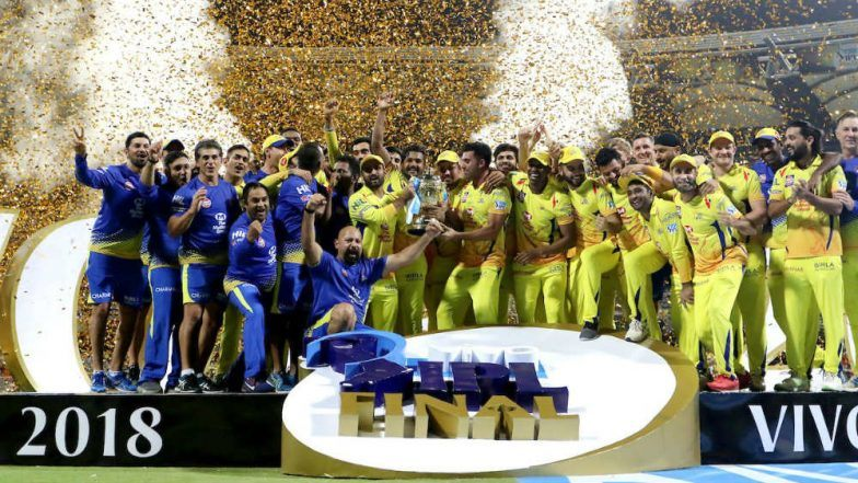 CSK won the 2018 edition of IPL | IANS