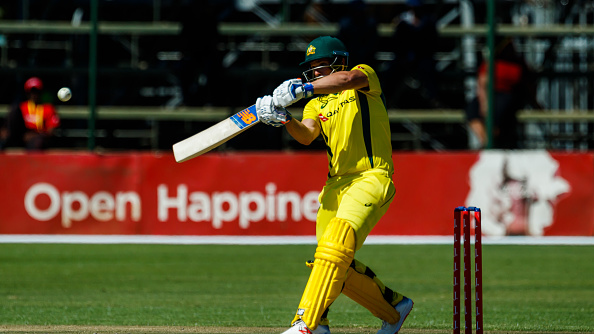 Twittersphere hail Aaron Finch as he makes history with highest ever T20I score