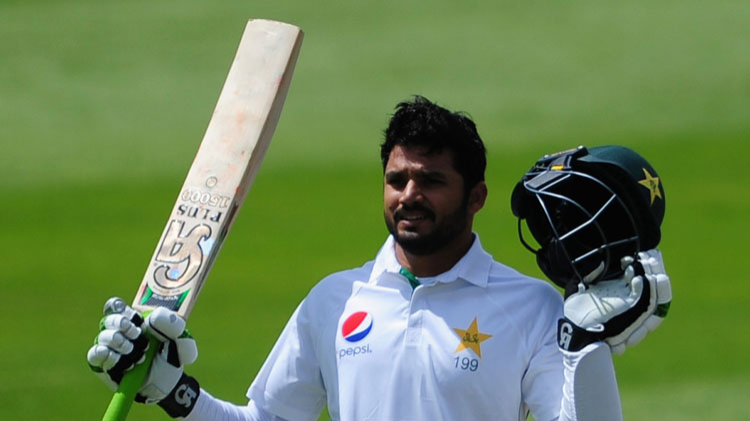 Azhar Ali to play for Somerset in the County Championship