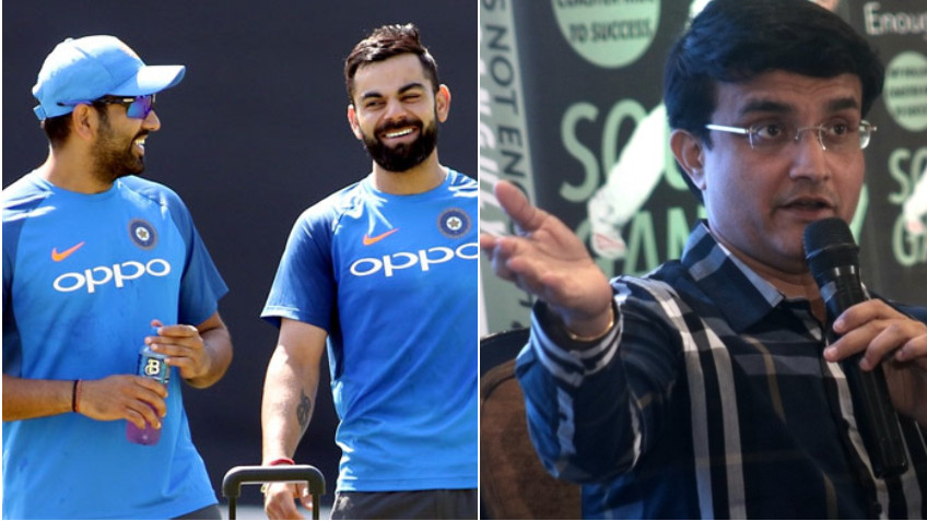 IND v WI 2018: Sourav Ganguly says Virat Kohli makes batting look easy
