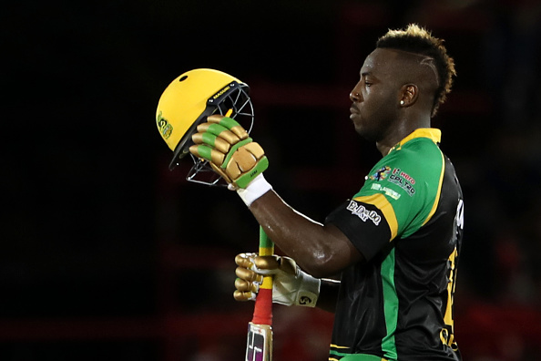 Andre Russell | GETTY