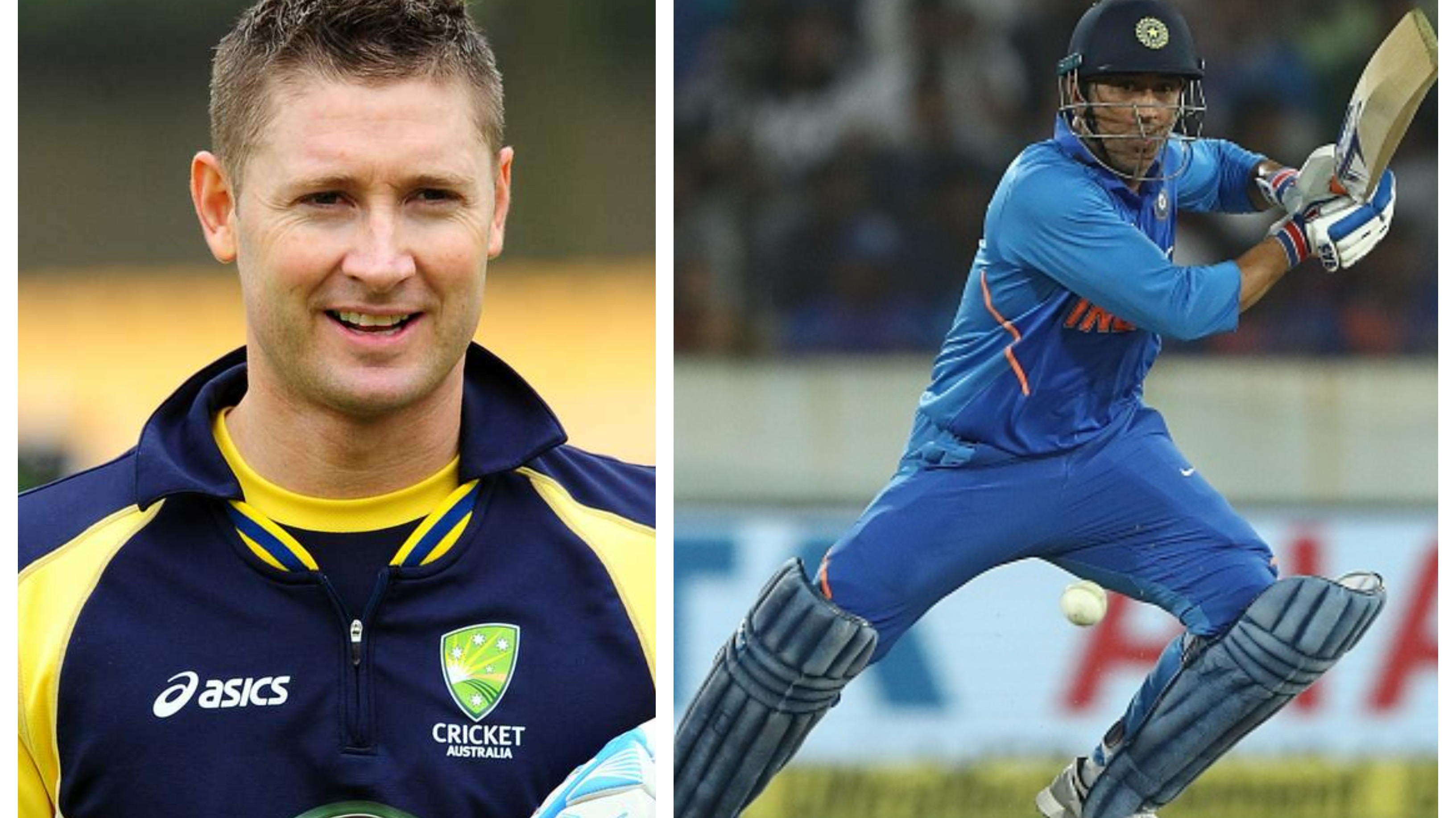 IND v AUS 2019: Michael Clarke highlights the importance of MS Dhoni after India's ODI series defeat