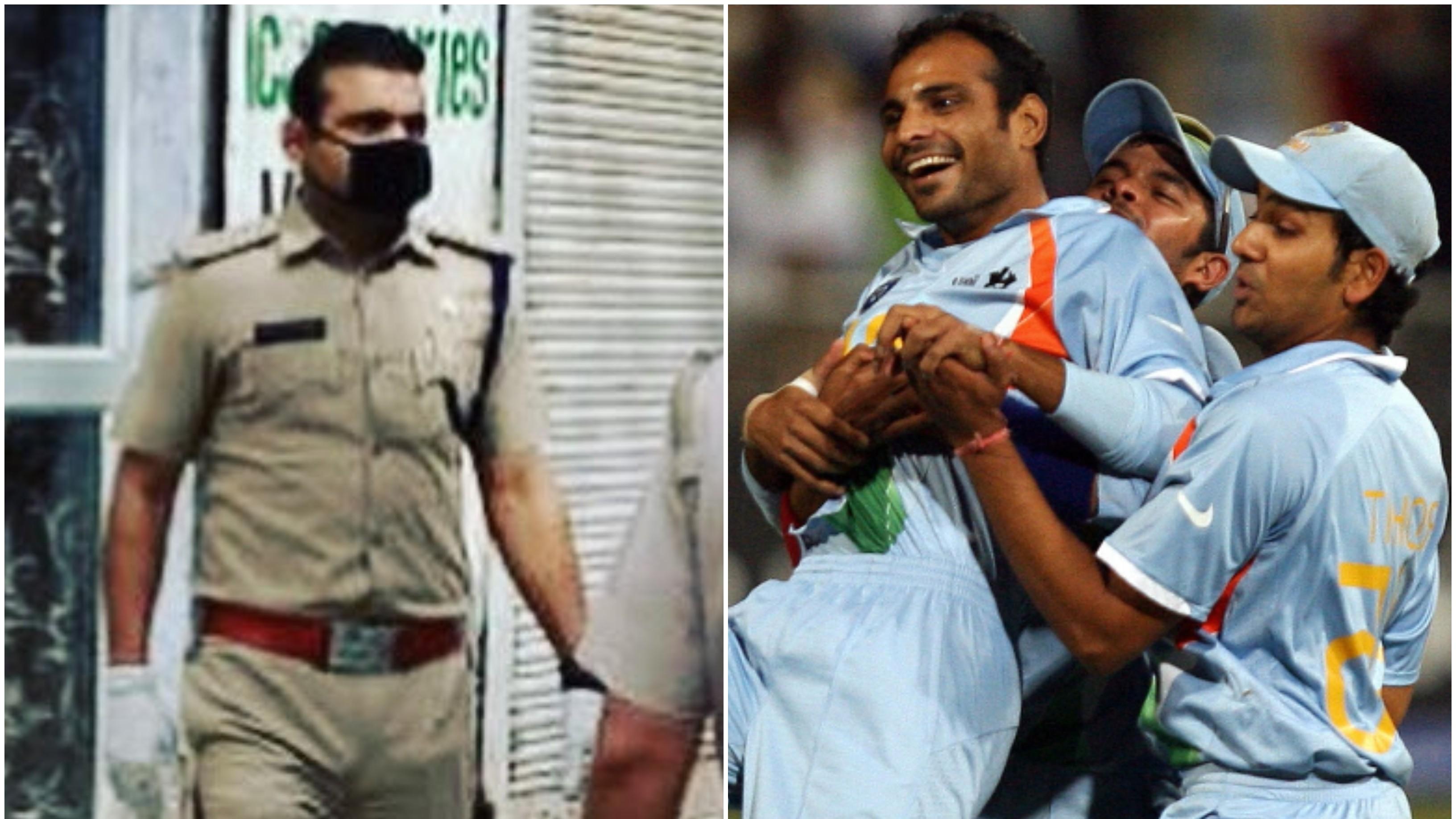 भारत को विश्वकप जिताने वाला ये खिलाड़ी अब सड़क पर खाकी वर्दी में देश को कोरोना वायरस से बचा रहा हैं
