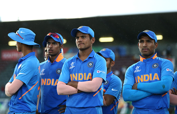 India went down by three wickets in the summit clash | Getty