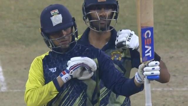 Syed Mushtaq Ali Trophy: Shubman Gill's blitz denies Mumbai a semi-final spot