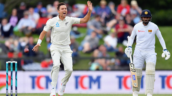 NZ v SL 2018-19: WATCH- Trent Boult claims 6 wickets in 15 balls to demolish Sri Lanka