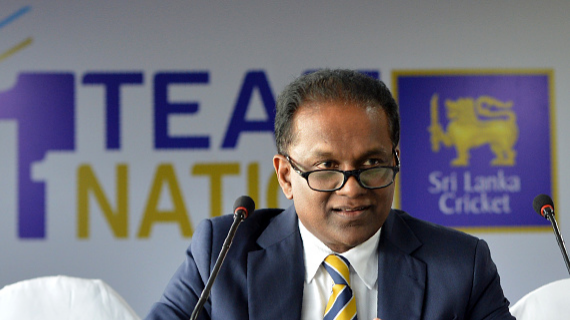 Former SLC President names Ranatunga, De Silva among names involved in match-fixing allegations