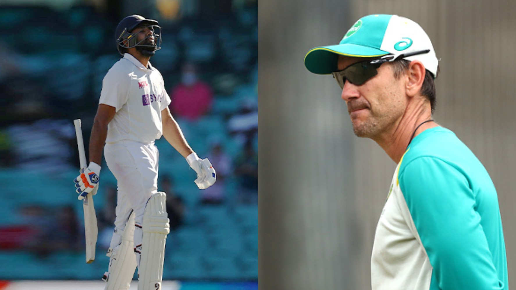 "AUS v IND 2020-21: ""Rohit Sharma's wicket a huge relief for us going into day 5,"" Australia coach Justin Langer"