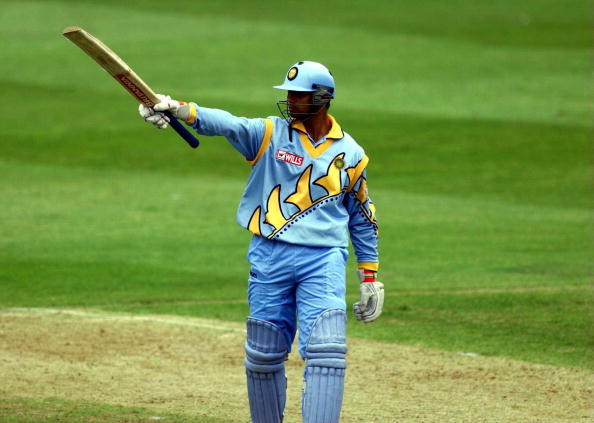 Dravid scored the most runs in 1999 World Cup- 461   Getty
