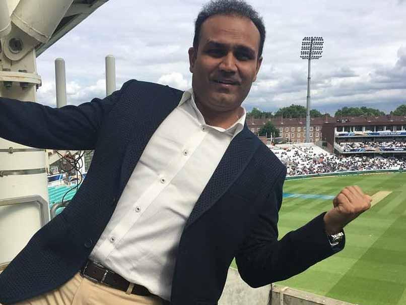 वीरेंद्र सहवाग ने क्रिकेट के ट्वीट में उड़ाया पीएसयू बैंक वालों का मज़ाक