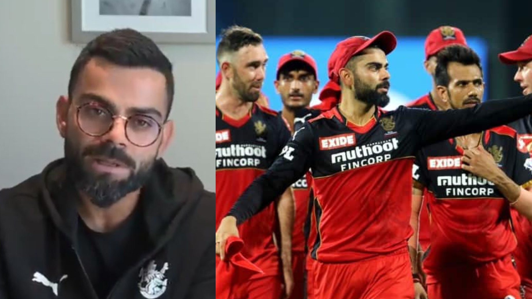 IPL 2021: WATCH- Had to manage my workload at some stage- Virat Kohli onquitting RCB captaincy