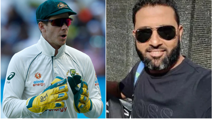 IPL 2021: Wasim Jaffer reacts to Tim Paine's support for Punjab Kings with a hilarious meme
