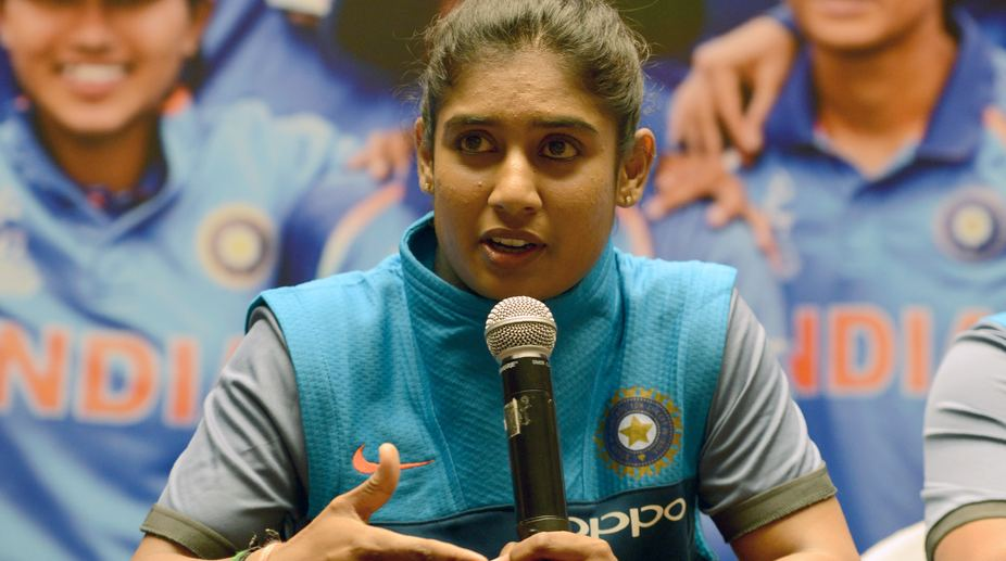 "Mithali Raj says, ""I am eager to get back to playing international cricket"""
