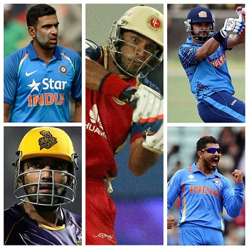 IPL 2018: 5 Indian players for whom IPL 2018 can Make or break their careers